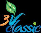 3v classic logo