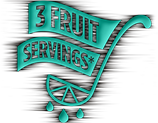 3 Fruit Servings